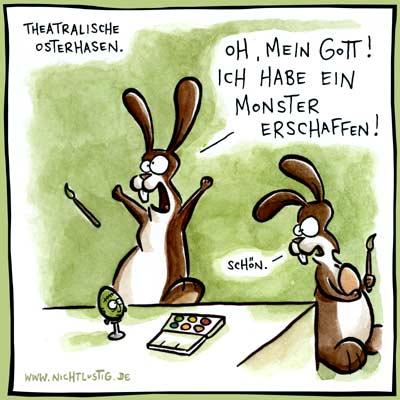 Huffel Wünscht Frohe Ostern Dereinzigwahrehuffels Blog